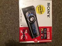 Sony xplode