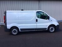 £15.00 an Hour Man and van Hire