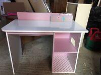 Verbaudet girls desk and chair