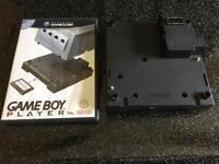 Nintendo Gameboy Player & Disc RARE!
