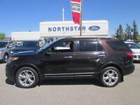 2013 Ford Explorer Limited **LEATHER SEATS, REVERSE CAMERA**
