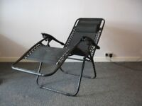 REDUCED - zero-gravity deckchair