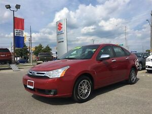 2011 Ford Focus SE ~Low Km's ~Heated Seats