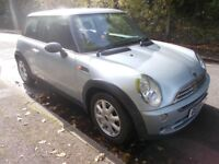 MINI Hatch 1.6 One Hatchback 3dr Good Condition 2005