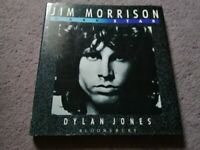 Jim Morrisson Darkstar hardback book