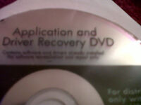 hp recovery dvds