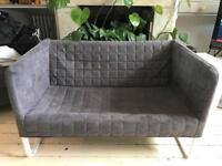 Knopparp - IKEA 2 seater sofa