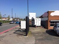 Catering Trailer With Pitch - Ready for Business