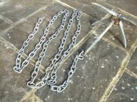 ANCHOR 3.5kg folding anchor + 4m chain