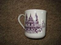 charles and diana wedding mug