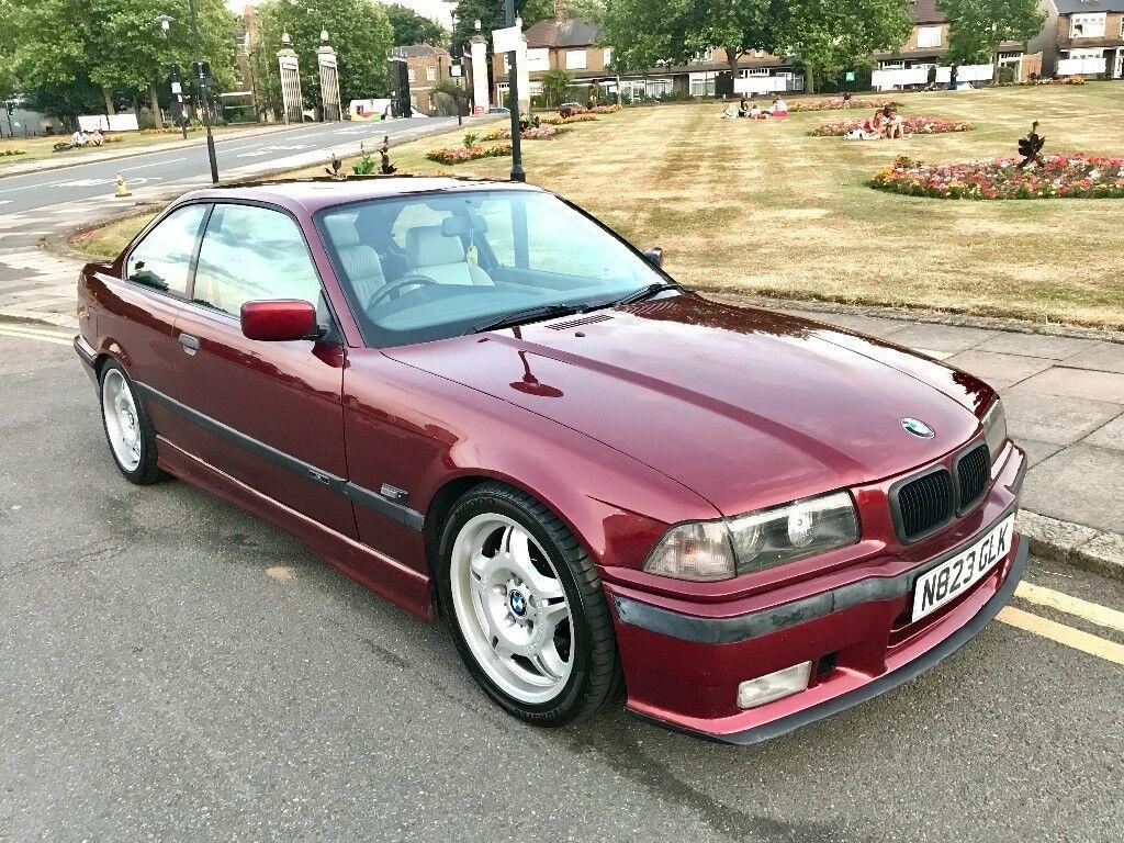 1996 n reg bmw 328i auto e36 coupe genuine sport 82k miles rare calypso red 323i 325i m3 e46 e39. Black Bedroom Furniture Sets. Home Design Ideas