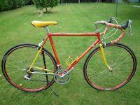Colnago Italian Road bike Excellent 105 gearset - lovely lightweight columbus steel bike
