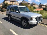 Land Rover Discovery Td5 AUTO- 7 seats - Full Leather