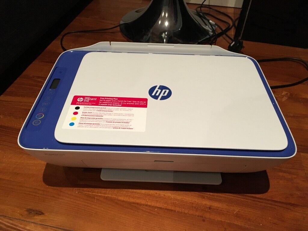 HP Deskjet 2630 All-in-One Printer for sale, printer and scanner, £20   in  Westminster, London   Gumtree