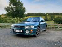 Subaru for spares and repairs