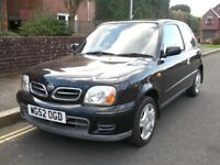NISSAN MICRA 1.0 16V TEMPEST (SPECIAL EDITION) 2003