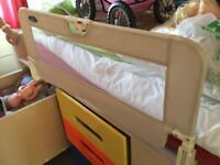 Child's bed guard mothercare