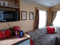 !!! ** STATIC CARAVAN FOR HOLIDAY RENT ** !!!