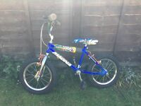 Boys Bike (suitable for age 3 - 5)