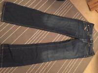 Ladies Diesel Jeans - size 26 / approx size 6/8