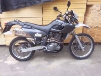 MZ BAGHIRA 660 2001 51 NOT XR 650/XT 660/DR 650 TRIAL BIKE