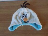 Child's Olaf Hat