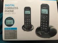 Brand new goodmans twin phone