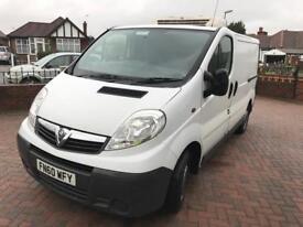 Vauxhall Vivaro 2.0CDTI Ex NHS + Frozen Goods Van Full Service History