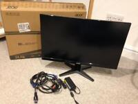 "ACRR 24"" Frameless LED monitor"