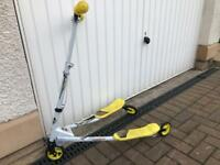 Kids scooter - boy or girl (age 4-6)