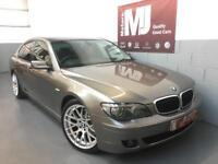 2007 BMW 730d SPORT ** FULL HISTORY ** NEW ALLOYS