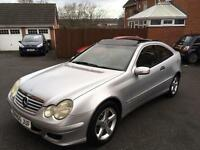 Mercedes coupe c200 cdi