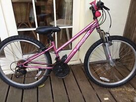 Bike suitable for girls aged 7-12