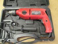 ELECTRIC DRILL SPARES OR REPAIR