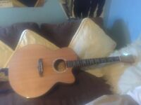 Gorgeous Tanglewood Electro Acoustic for sale
