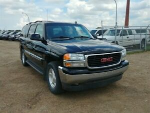 2006 GMC Yukon XL 1500 SLE 5.3L V8 4x4 & 8 Passenger W/Leather!