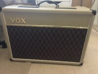 Vox AC15 C1 Amplifier (Tan) mint condition