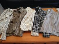 Coats and Jackets - size 8/10, various from Principal, Minuet, per Una, M& S etc.