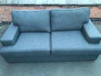 Ex-display, DFS 3 seater sofa