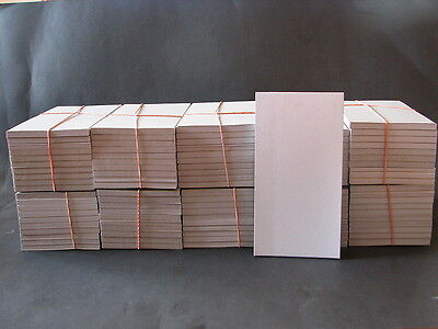 100 + 5 Stück  Kellnerblock, Kellnerblöcke, 80g Papier, 7 x 14 cm, Sonderposten