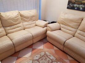 3 and 2 piece sofa