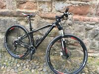 Cube ltd 29er mountain bike