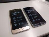 Samsung Galaxy J3 4G Brand new sealed Black, Gold *Unlocked*