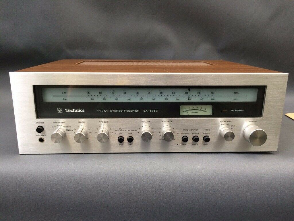 Technics SA5250 Receiver   in Hull, East Yorkshire   Gumtree