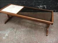 Fabulous mid century GPlan coffee table in pristine condition