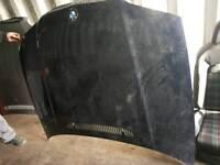 Bmw e46 prefacelift coupe bonnet