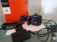 Sony A580 DSLR Body