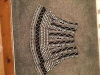 Wool skirt size 14 new