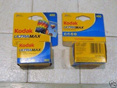Пленка Kodak Ultramax Film 400 24
