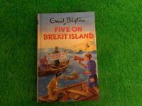 Brand New Enid Blyton Five on Brexit Island